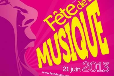 Fête de la Musique à Evian-les-Bains