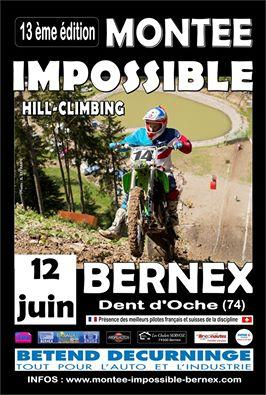 montee impossible