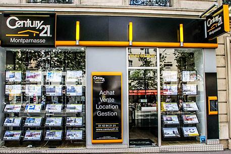 Agence immobilièreCENTURY 21 Montparnasse, 75015 PARIS