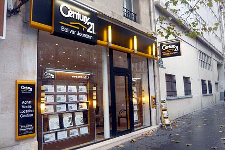 Agence immobilièreCENTURY 21 Bolivar Jourdain, 75019 PARIS