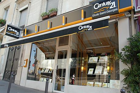Agence immobilièreCENTURY 21 Etude Saint-Georges, 75009 PARIS