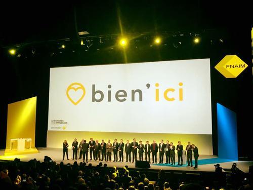Présentation du site Bienici.com à la presse