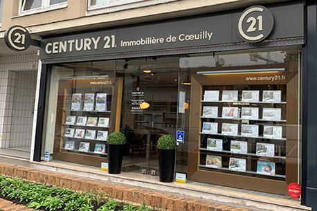 Agence immobilièreCENTURY 21 Immobilière de Coeuilly, 94420 LE PLESSIS TREVISE