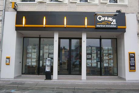 Agence immobilièreCENTURY 21 Martinot Immobilier, 77130 MONTEREAU FAULT YONNE