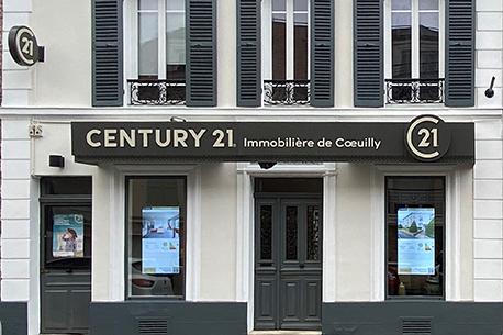 Agence immobilièreCENTURY 21 Immobilière de Coeuilly, 94350 VILLIERS SUR MARNE