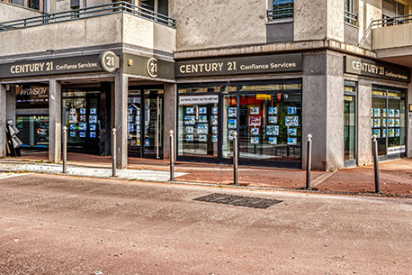 Agence immobilière CENTURY 21 Confiance Services, 74150 RUMILLY