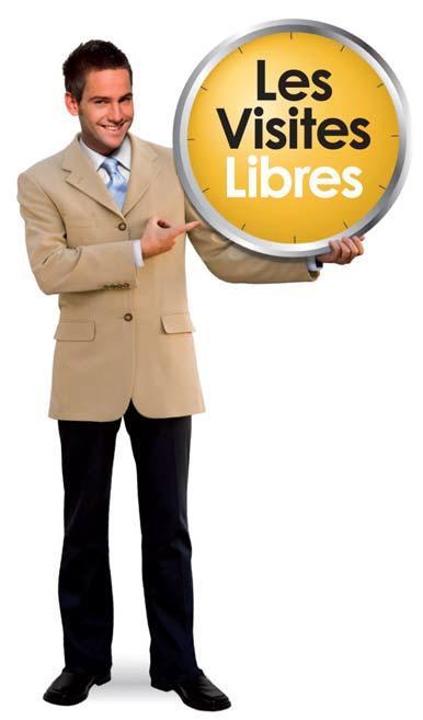 Visites Libres