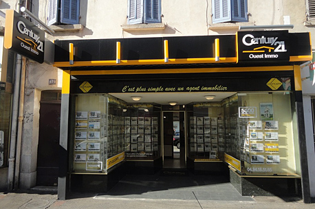 Agence immobilière CENTURY 21 Ouest Immo, 83200 TOULON