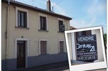 Vente maison - METZ (57070) - 100.8 m² - 4 pièces