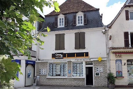 Agence immobilièreCENTURY 21 Lafargue Immobilier, 64270 SALIES DE BEARN