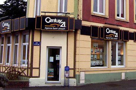 Agence immobili re century 21 agence saint joseph yvetot for Agence immobiliere yvetot