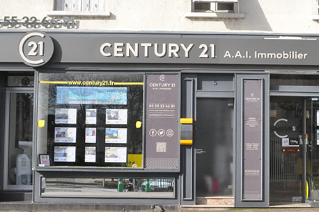 Agence immobilièreCENTURY 21 A.A.I. Immobilier, 87000 LIMOGES