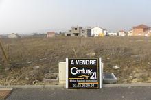Vente terrain - TOMBLAINE (54510) - 588.0 m²