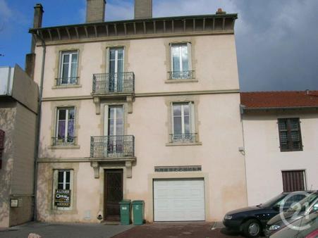 Appartement f1 à louer - 1 pièce - 23 m2 - ESSEY LES NANCY - 54 - LORRAINE