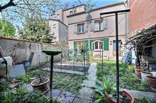 Vente maison - IVRY SUR SEINE (94200) - 122.4 m² - 6 pièces