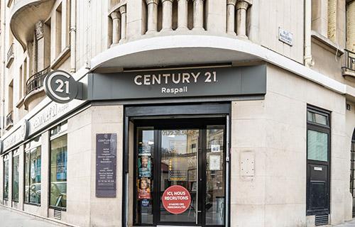 Agence immobili re century 21 raspail ivry sur seine val for Agence val de marne