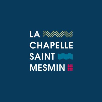 nouveau logo nouvelle identité visuelle nouvelle signaletique nouvelle image la chapelle saint mesmin 45380