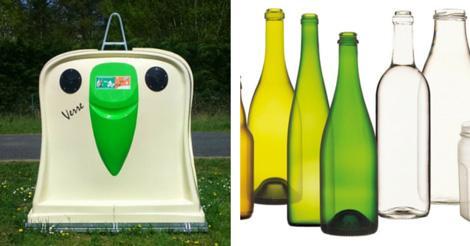 collecte du vere 2016 la chapelle saint mesmin 45380 nouvelles règles tri selectif composteur compostage lombri compostte verre déchetterieingré 45140
