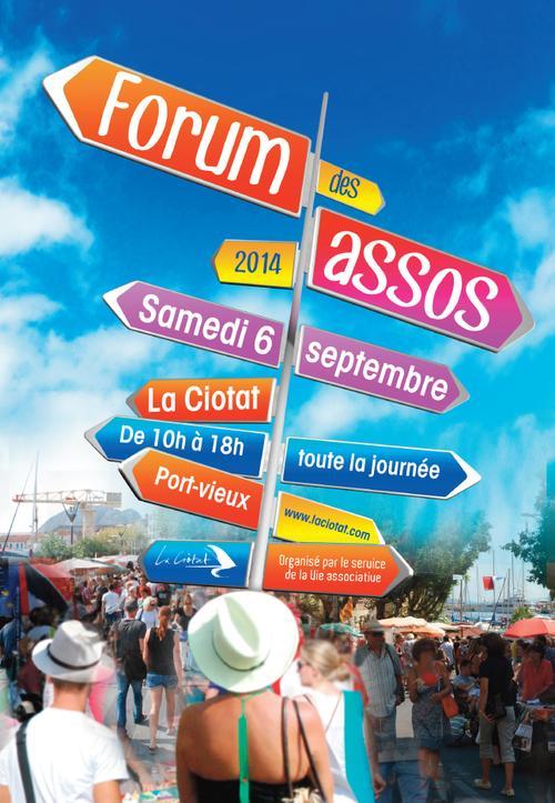 la ciotat forum des associtions