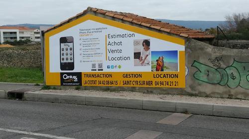 La ciotat nouvelle action de promotion de notre agence for Achat maison la ciotat