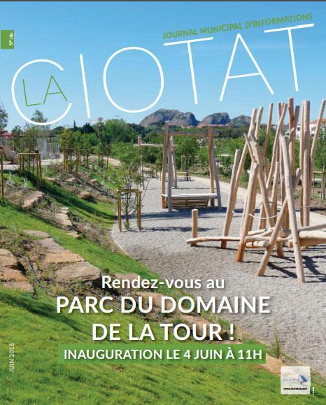 LA CIOTAT - Parc du Domaine de la Tour