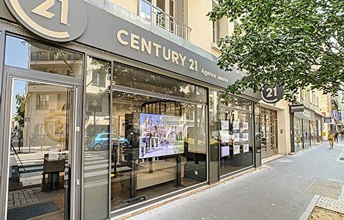Agence immobili re boulogne billancourt century 21 agence for Agence immobiliere 3f boulogne billancourt