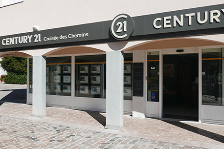 Agence immobili re cruseilles century 21 crois e des for Agence immobiliere 74