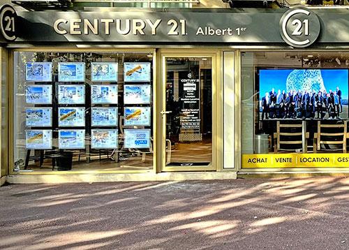 Agence immobilièreCENTURY 21 Albert 1er, 06600 ANTIBES
