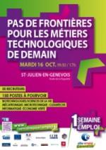 Une semaine pour un emploi St Julien-en-Genevois