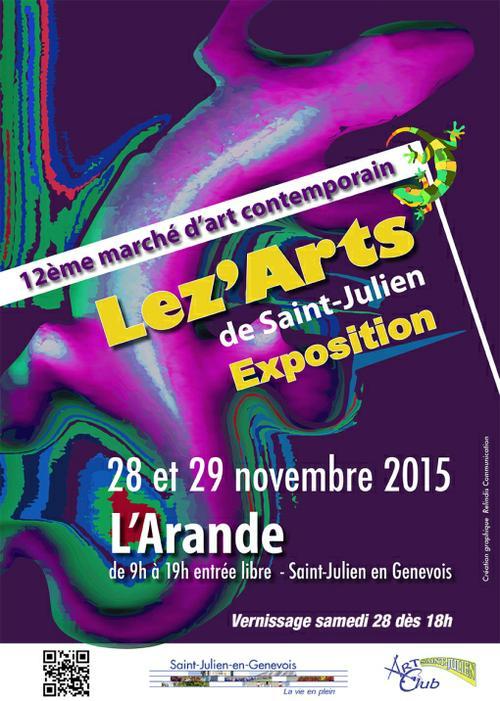 Exposition Lez'Arts