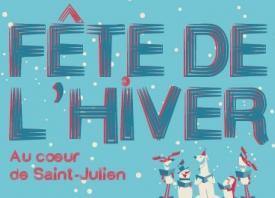 Affiche Fête de l'Hiver