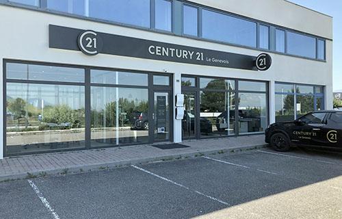 Agence immobilièreCENTURY 21 Agence du Lac, 74160 ST JULIEN EN GENEVOIS