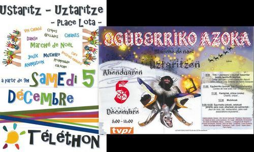 March de no l ustaritz le 5 12 2015 century 21 agence for Agence immobiliere ustaritz