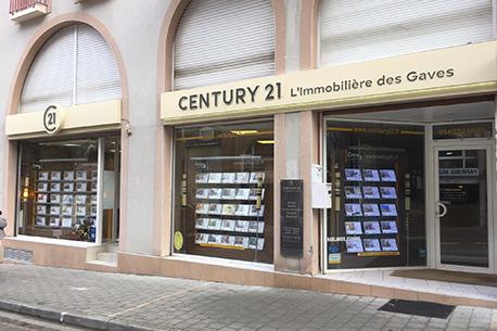 Agence immobilièreCENTURY 21 L'Immobilière des Gaves, 65110 CAUTERETS
