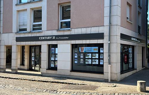 Agence immobilièreCENTURY 21 S.L.P. Immobilier, 91190 GIF SUR YVETTE