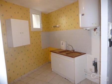 Appartement f2 à louer - 2 pièces - 40 m2 - ST POURCAIN SUR SIOULE - 03 - AUVERGNE