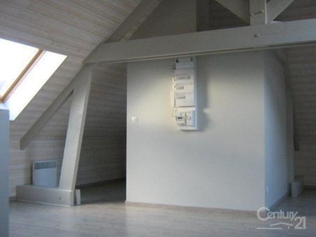Appartement f2 à louer - 2 pièces - 36 m2 - CANY BARVILLE - 76 - HAUTE-NORMANDIE