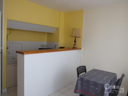 Appartement f2 à louer - 2 pièces - 32 m2 - ST VALERY EN CAUX - 76 - HAUTE-NORMANDIE