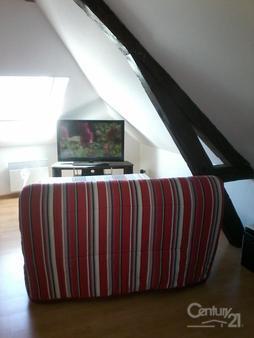 Appartement f2 à louer - 2 pièces - 20 m2 - ST PIERRE EN PORT - 76 - HAUTE-NORMANDIE