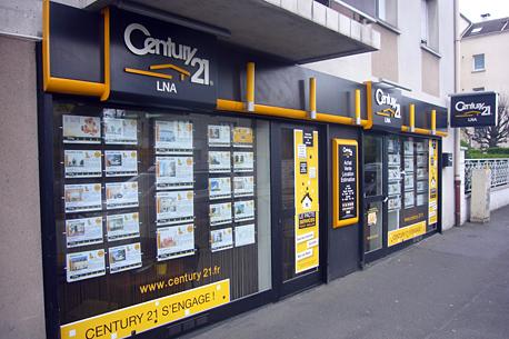 Agence immobilièreCENTURY 21 LNA, 95400 VILLIERS LE BEL