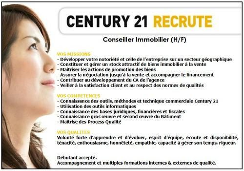 IMMOBILIER RECRUTEMENT