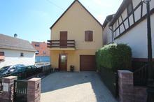 Vente maison - WINTZENHEIM KOCHERSBERG (67370) - 87.0 m² - 4 pièces