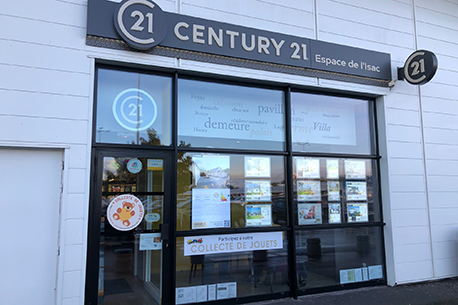 century 21 agence casino 44