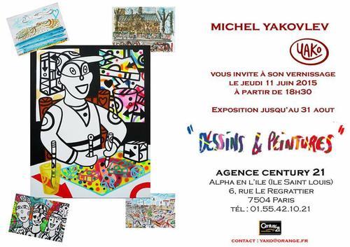 Exposition YAKO