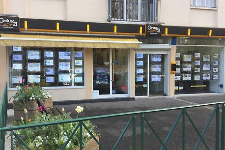Agence immobilièreCENTURY 21 Optimmo, 91560 CROSNE