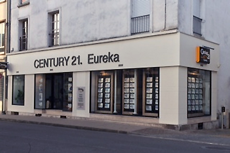 Agence immobilièreCENTURY 21 Eureka, 45200 MONTARGIS