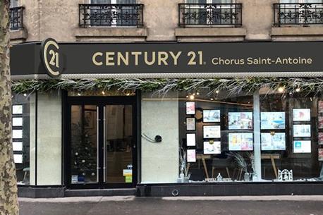 Contactez nous des agences century 21 de paris - Century 21 paris 18eme ...