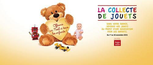 Century 21 Beaulieu collecte de jouet Noël 2015