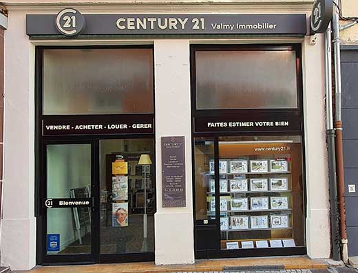 Agence immobilièreCENTURY 21 Valmy Immobilier, 69009 LYON