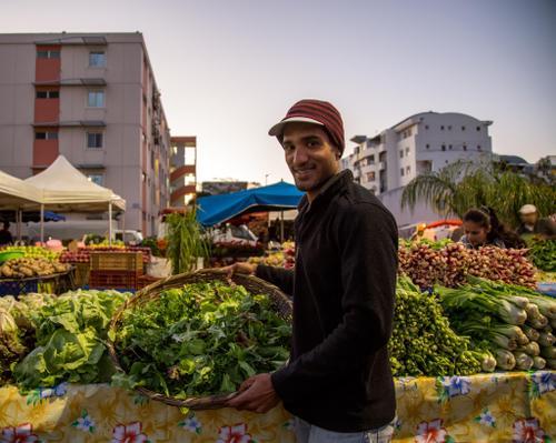 La Réunion a sa salade Péï